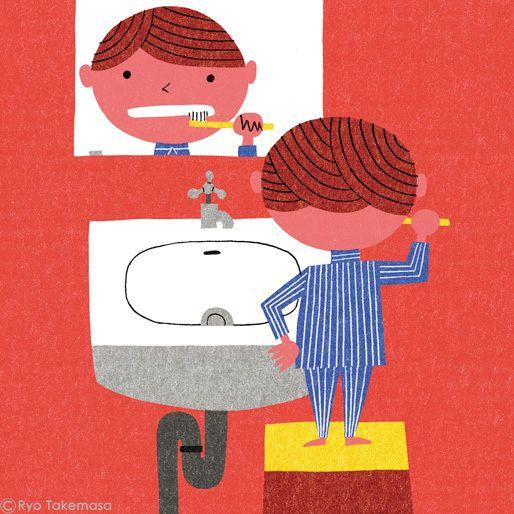 Enséñales la importancia de cuidar sus dientes: Hay que lavarlos después de cada comida y en forma circular para quitar todas las sobras de comida que se puedan quedar entre estos.