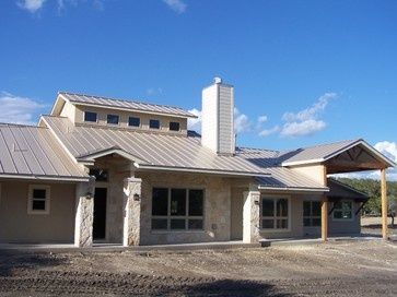 Metal Roof Hill Country Homes And Texas Hill Country On