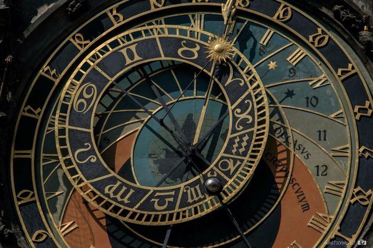 Prague astronomical clock | Reloj astronómico de Praga
