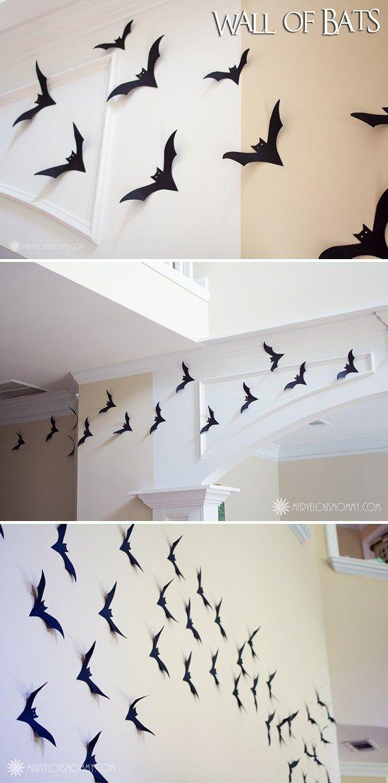 Tape Up a Cloud of Bats