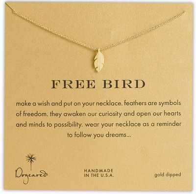 love dogeared necklaces. Want