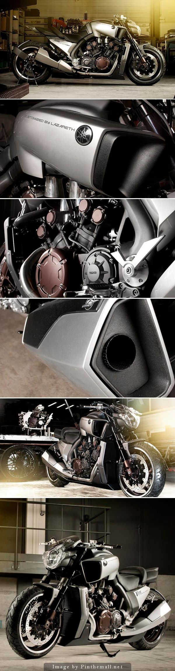 Yamaha V-Max Hyper Modified | Bike EXIF