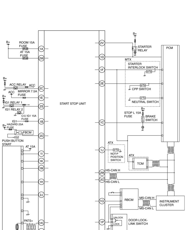 Mazda CX 5 2013 Workshop Manual PDF