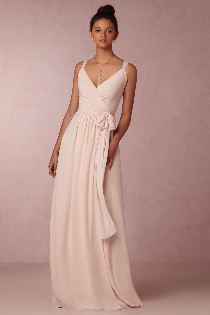 BHLDN Cadence Dress in  Bridesmaids Bridesmaid Dresses Long at BHLDN