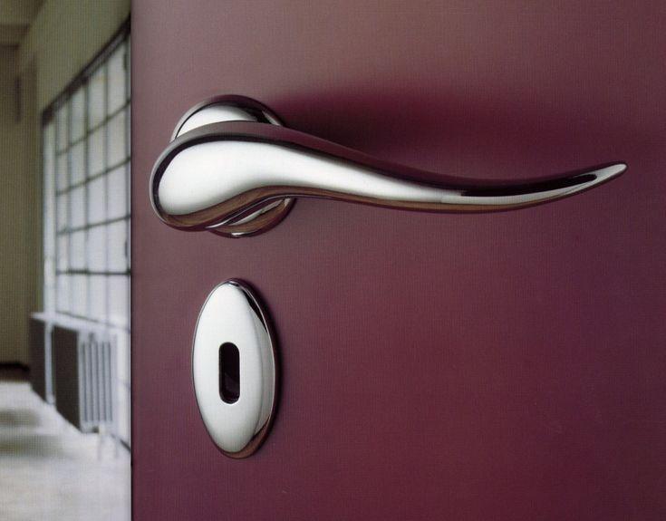 Modern Interior Door Knobs modern door handles. modern door lever. victorian matt black lever