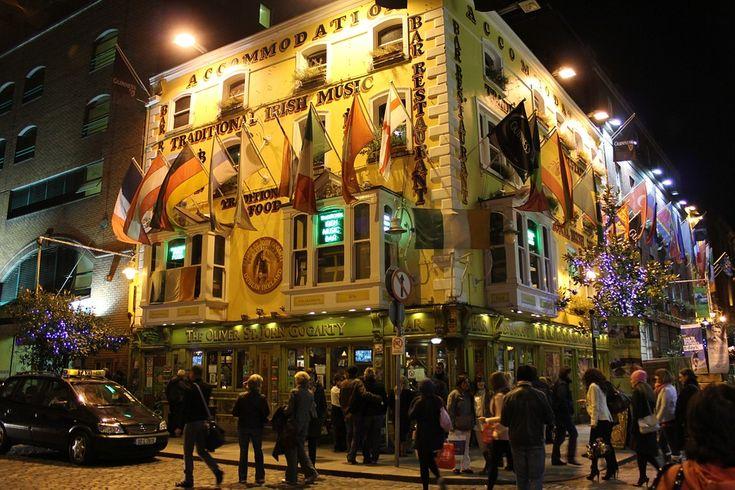 Cosa vedere a Dublino nell'attesa che chiamino il nostro volo?  http://www.happydir.com/1852-cosa-vedere-dublino-nellattesa-volo/