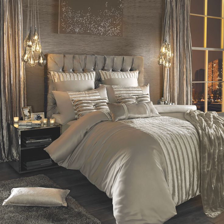 Kylie Lucette Praline bedding from £13 #irishbizparty #darlobiz #doncasterisgreat #FreeDelivery www.thecurtainbar.com