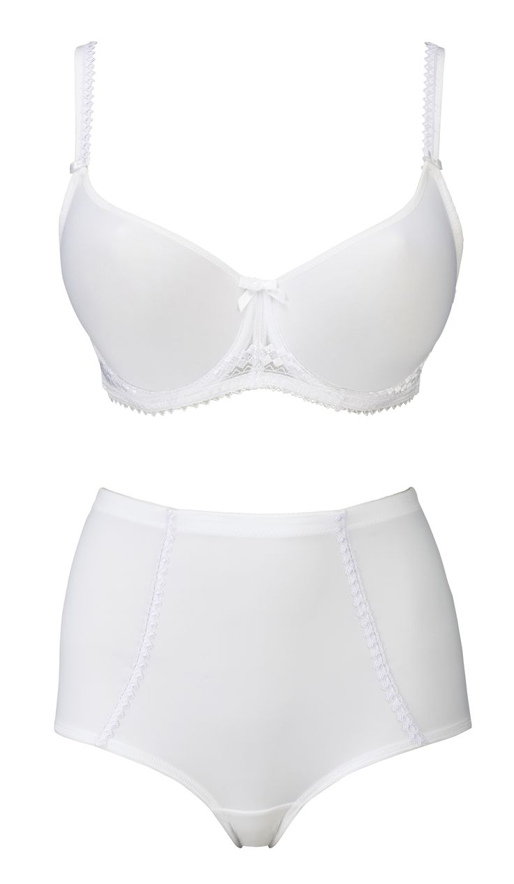 Fantasie Rebecca high waist smoothing brief set