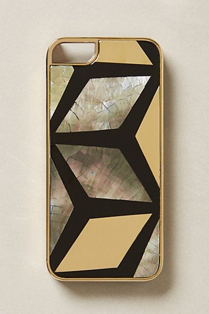 Kaleidoshine iPhone 5 Case - #anthrofave