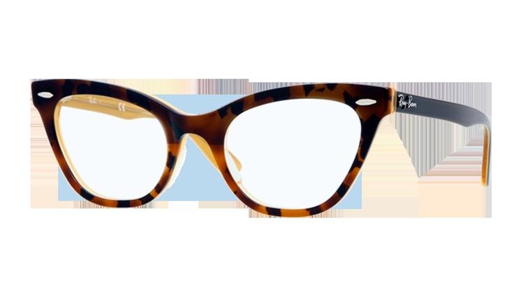 .Ray Bans, 5033 Brown, Cat Eye Prescription Glasses, Brown Gradient, Cat Eyes, Bans Glasses, Cat Eye Glasses, Rx5226 Eyeglasses 5033, Eyeglasses Frames