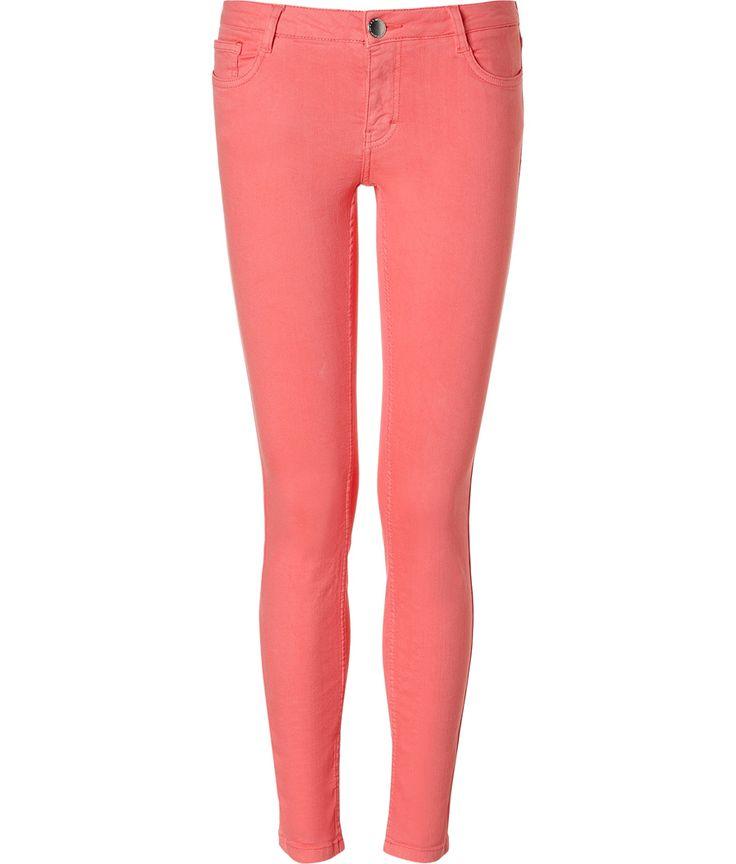 coral  skini pant   Maje Coral Skinny Jeans   Damen > Jeans   STYLEBOP.com