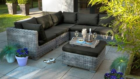 Garden loungeset