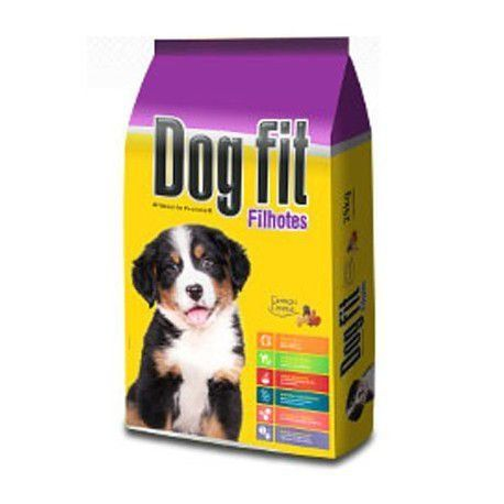 DOG FIT FILHOTES CARNES E CEREAIS 15 KG