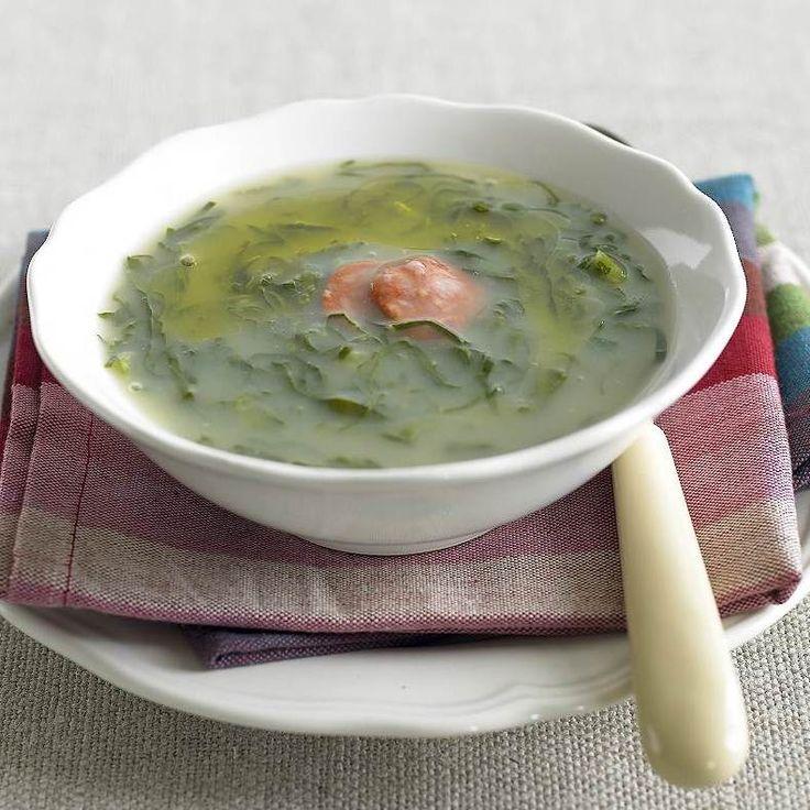 Receita Caldo verde por Equipa Bimby - Categoria da receita Sopas