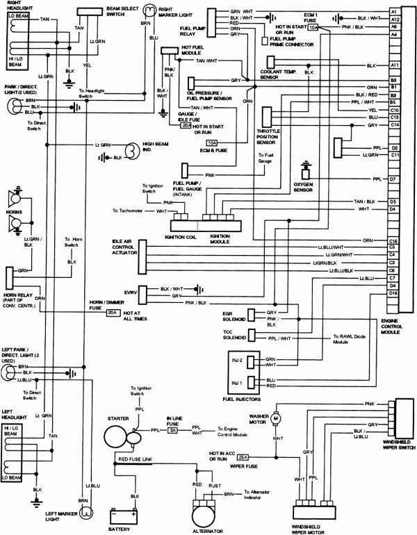 Engine Diagram Electrical Components Mercury Outboard Outboard