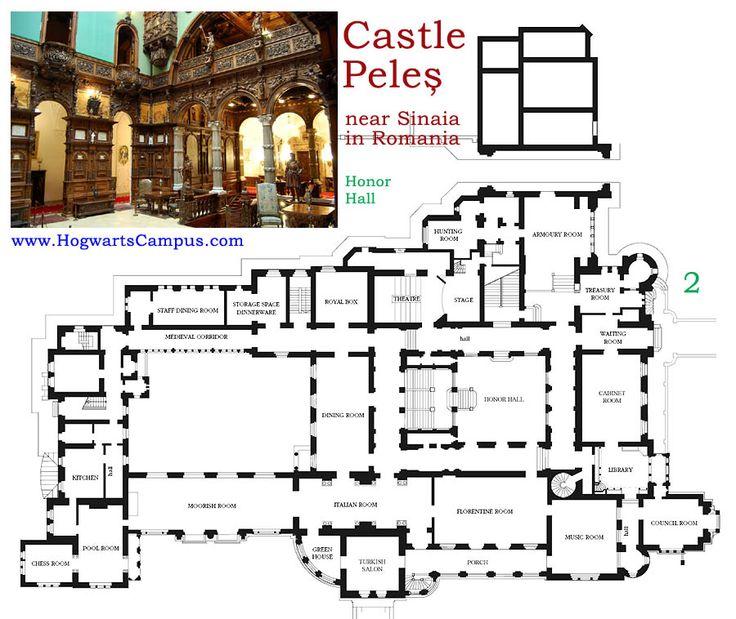 83 best castles images on pinterest floor plans for Castle plans build