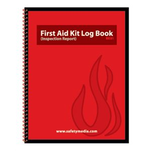 FIRST AID KIT LOG BOOK  (INSPECTION REPORT)