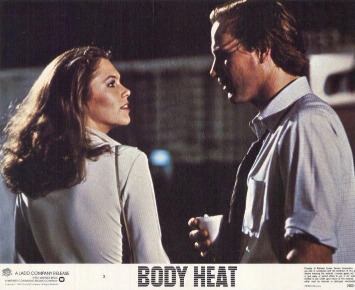 body heat movie | Body Heat POSTER Movie B 11x14 William Hurt - bidStart (item 18902394 ...