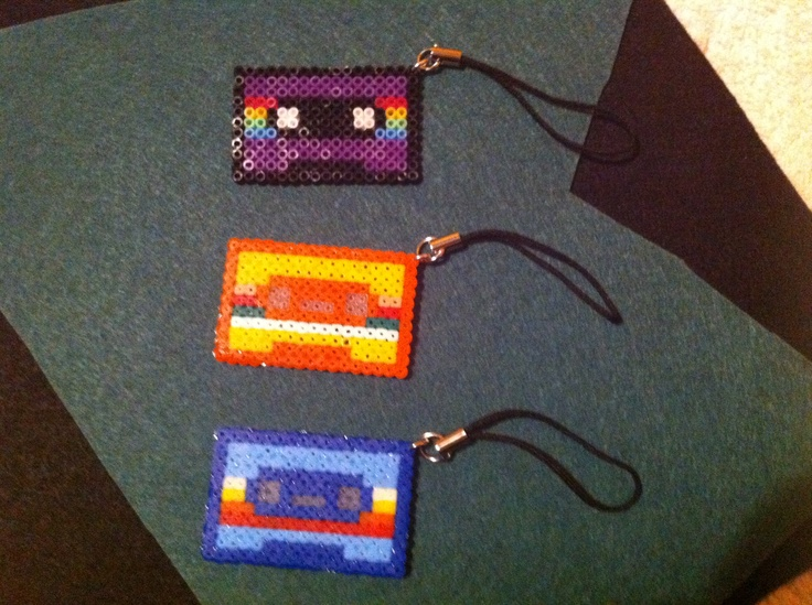 Cassettes de Hama Beads