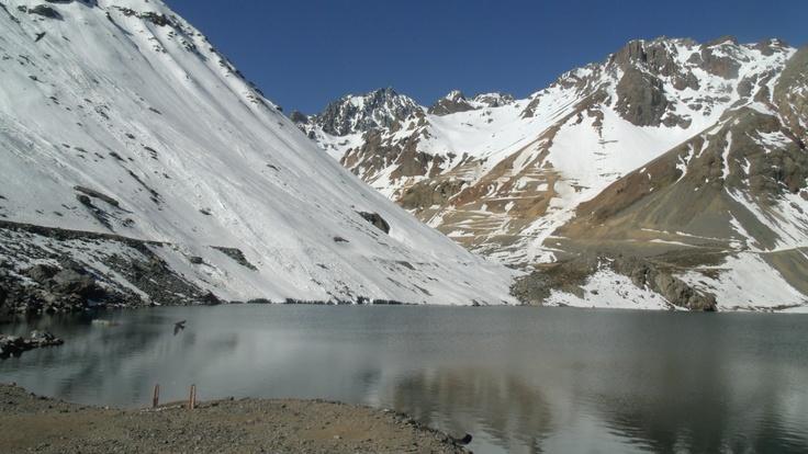 Laguna Los Cristales en Rengo. Foto de Rodolfo Cáceres Tapia.