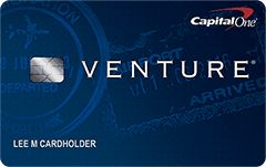 Venture Miles Rewards Credit Card | Capital One