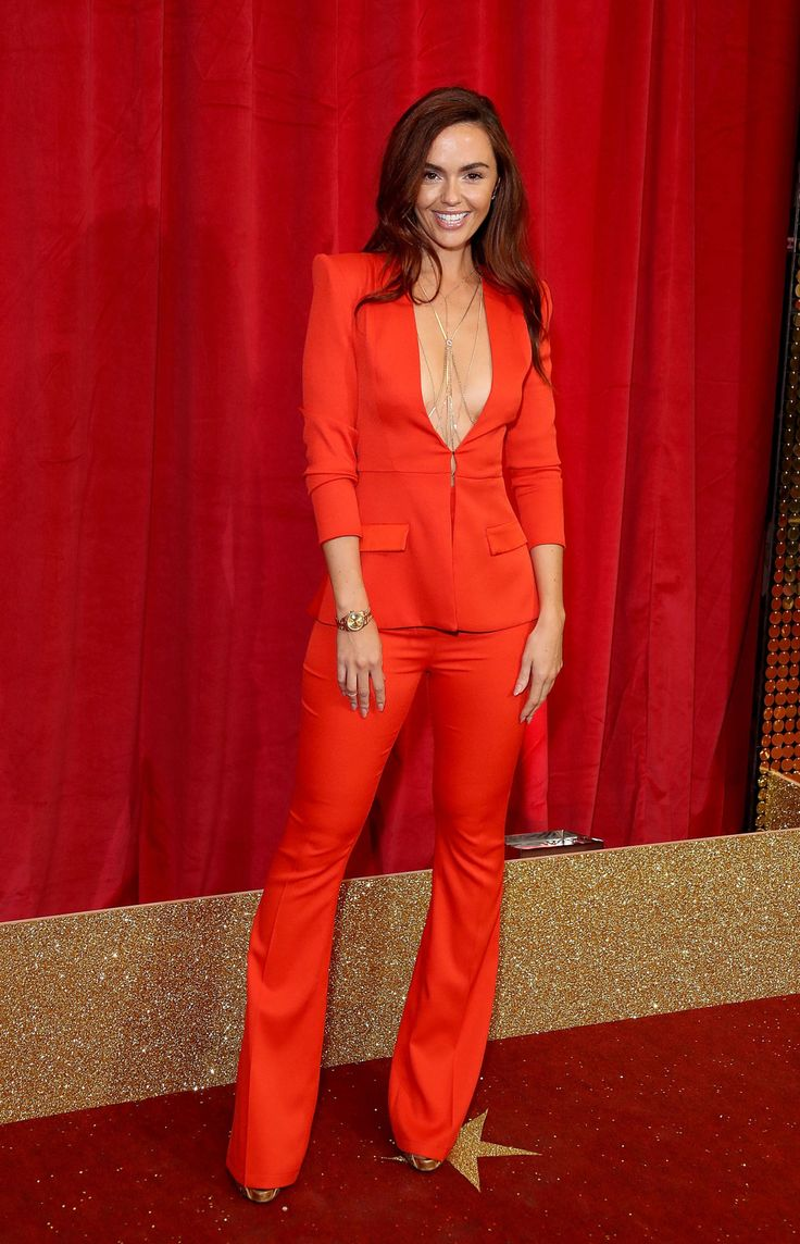 Christmas door decorating davina mccall interview 2015 celebrity interviews - Inside Soap Awards 2016 See The First Nominees As The Contenders For Sexiest Female Revealed