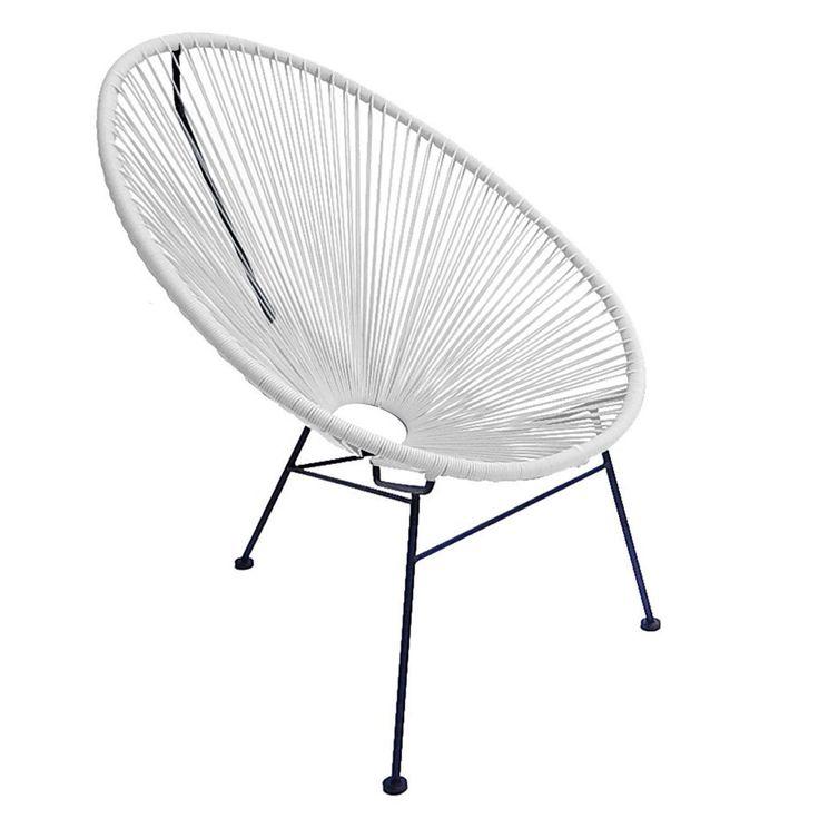 25 melhores ideias de cadeira de acapulco no pinterest. Black Bedroom Furniture Sets. Home Design Ideas