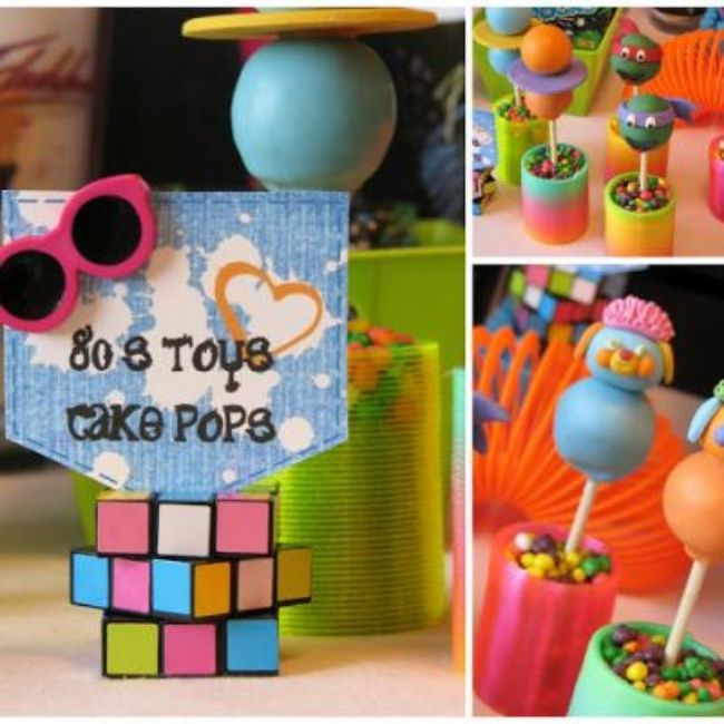 Growing Up 80's Party {adult party ideas}
