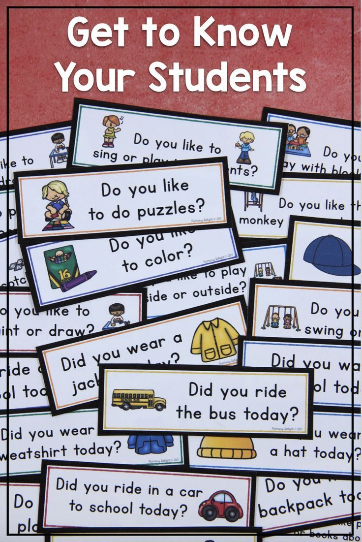 Back To School Question Of The Day For Graphing Questions First Day Of School Activities Preschool First Day Classroom Routines