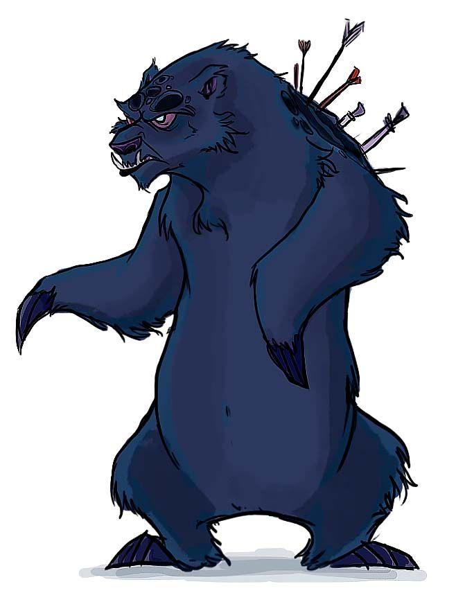 brave movie demon bear - photo #24