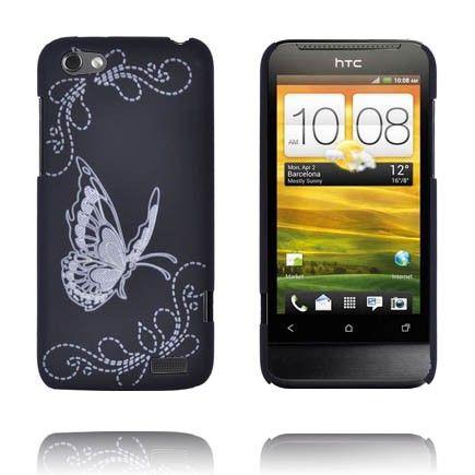 Joy (Musta) HTC One V Suojakuori