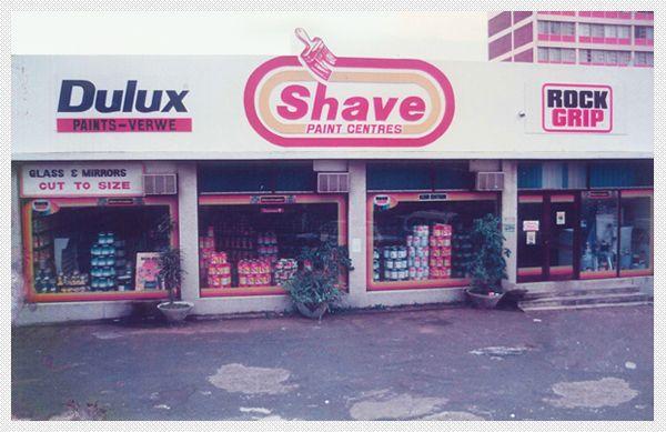 Shave Paints