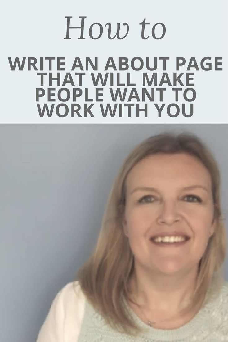Your About page is one of the most important sections of your website.  It's where people will go when they want to learn more about you and your online business. The contents of that About Page is either going to turn them into a fan - or just turn them off completely...  Check out this video post where I give you my top tips for writing an awesome about page that will make your ideal clients fall in love with you - and your biz.