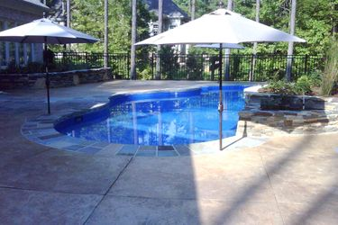 81 Best Images About Inground Swimming Pools On Pinterest Wood Decks Pictures Of And Pools
