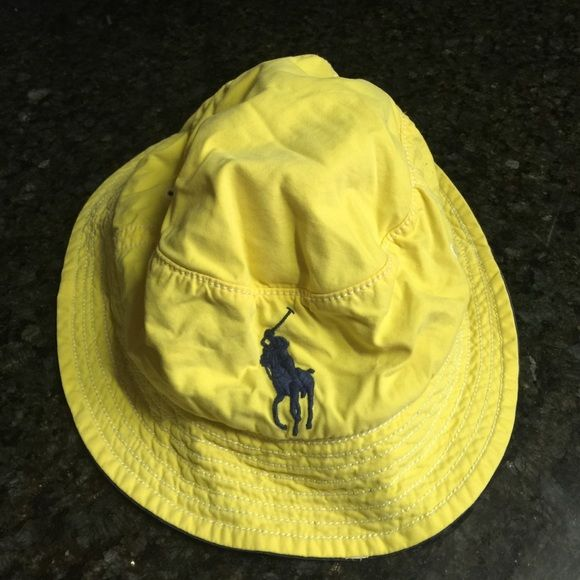 Polo bucket hat Great condition Polo by Ralph Lauren Accessories Hats