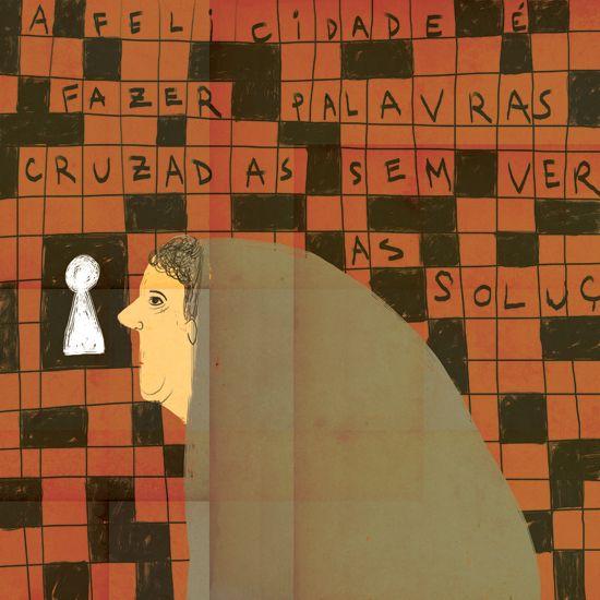 21 DE FEVEREIRO - Felicidário :: Illustrated by Afonso Cruz