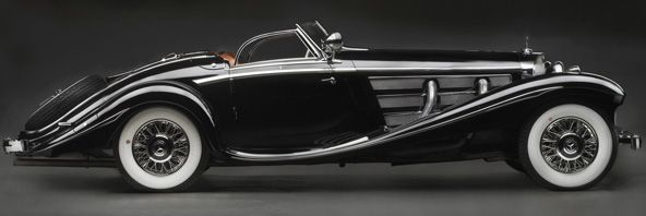 This was no ordinary Mercedes. It turned out to be an exceedingly rare 1936 540K Special Roadster. Fewer than 10 such cars are said to survive in comparable condition, and Gooding, who is now the president of his own auction house, Gooding and Company, believes the completely restored roadster might set the record for the most expensive car ever sold at auction when his firm offloads it in August during the Pebble Beach Concours d'Elegance. Stephen Heyman NYT