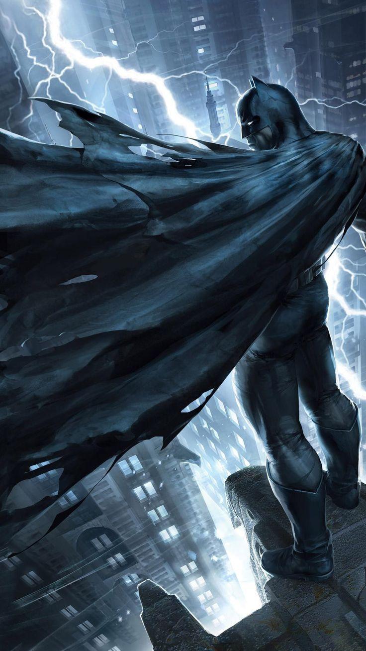 Batman Mobile Wallpaper 7116