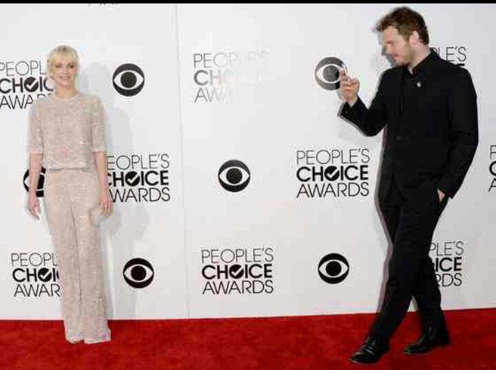 Chris Pratt and wife Anna