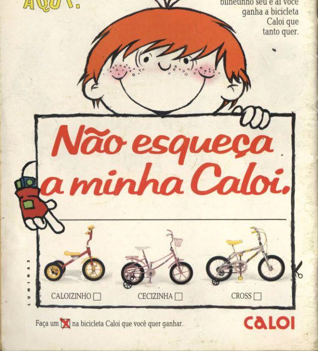 Em algum momento, alguma porta ou parede da sua casa teve este papelzinho. | 36 objetos que toda casa brasileira já teve