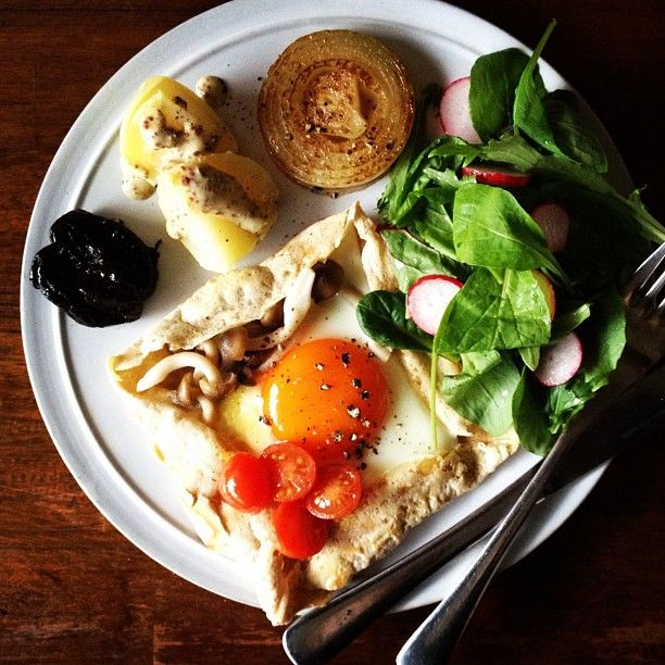 Today's breakfast - @keiyamazaki | Webstagram