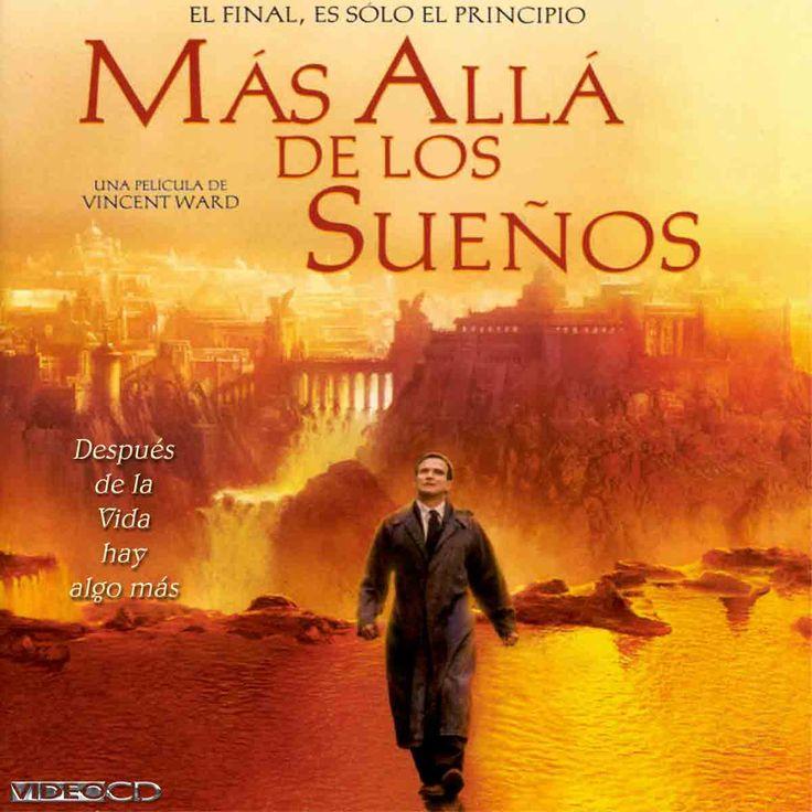 """HOY en Cine Club: """"Más allá de los sueños"""". Sala Cultural Bienestar - 11:00 a.m. y 2:00 p.m."""