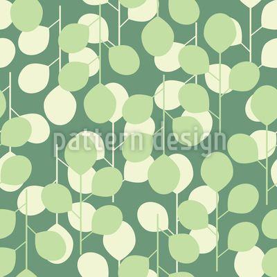 Garden pond Design Pattern Design Pattern by Elena Alimpieva at patterndesigns.com
