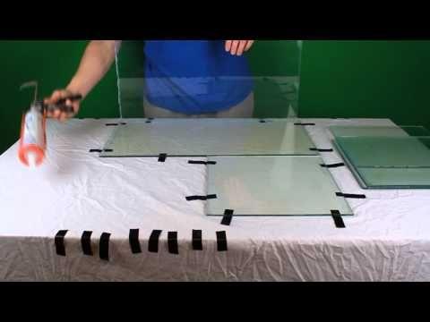 HOW TO: Build a Corner Aquarium 1/2 - YouTube
