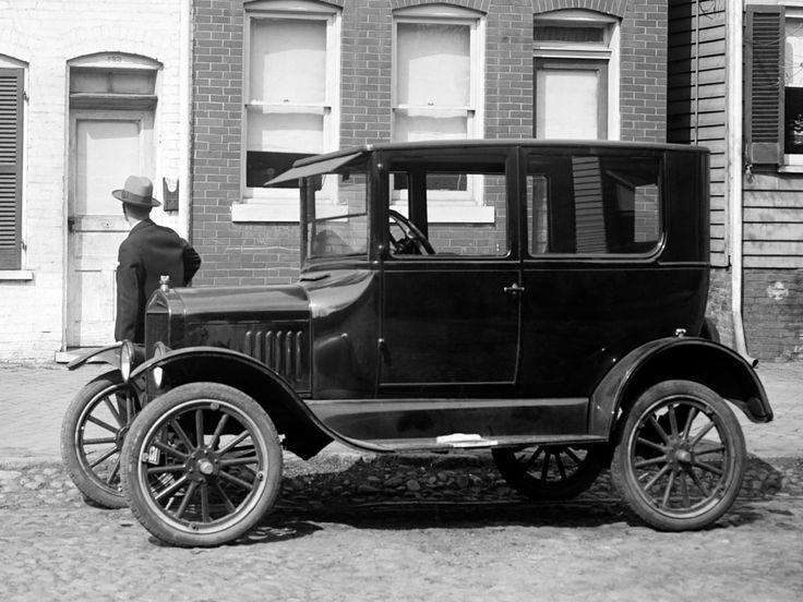1923 ford tudor sedan & 139 best 1920u0027S images on Pinterest | Vintage cars Old cars and ... markmcfarlin.com