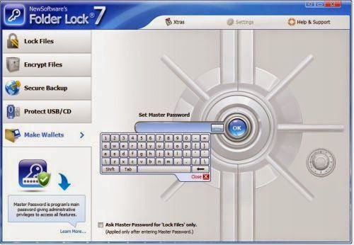Folder Lock 7.3.0 Key plus Crack Full Version
