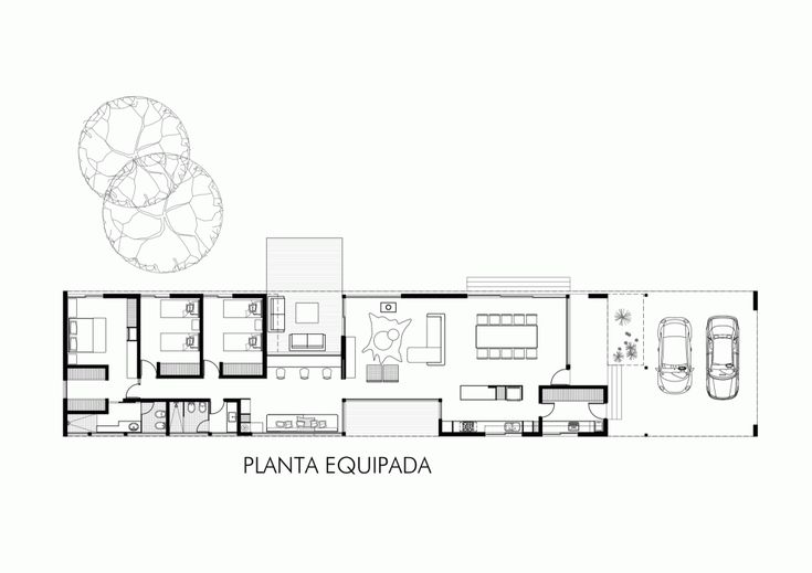 Gallery of Linear House / Roberto Benito - 16