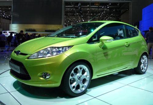 Ford Fiesta 5 Door