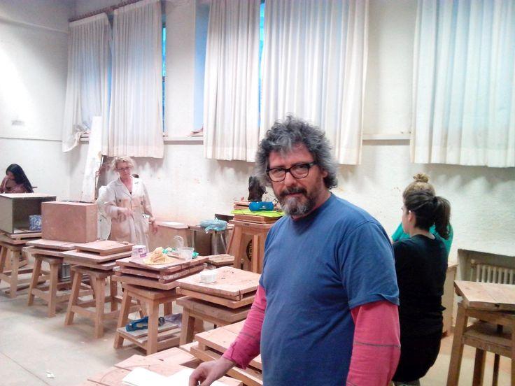 Tomás Bañuelos: Arte y oficio de la mano