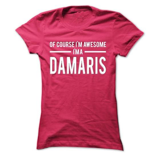 Team Damaris - Limited Edition - #designer t shirts #print shirts. LOWEST SHIPPING => https://www.sunfrog.com/Names/Team-Damaris--Limited-Edition-wwqhuzzqat-Ladies.html?60505